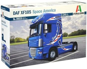 Daf Xf105 Space America  (1:24)