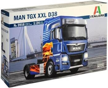 Автомобиль MAN TGX XXL D38  (1:24)