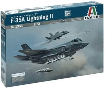 F-35 A Lightning Ii  (1:72)