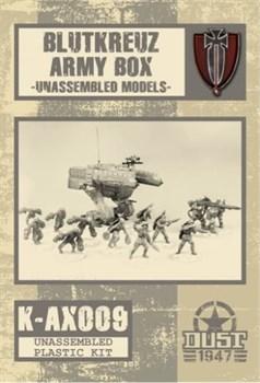 BLUTKREUZ ARMY BOX (не собран не окрашен) Блуткройц Набор Армии (Набор для сборки)