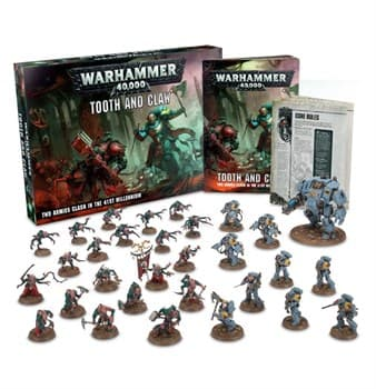 Warhammer 40000: Tooth & Claw (english)