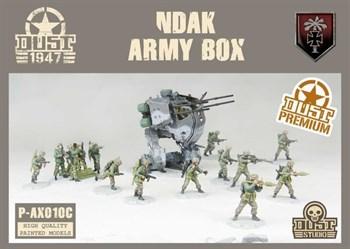 NDAK ARMY BOX PREMIUM CERBERUS(собран и окрашен)