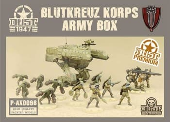 BLUTKEUZ ARMY BOX PREMIUM BABYLON (собран и окрашен)