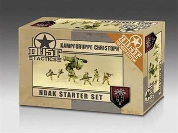 NDAK Starter Set - Kampfgruppe Christoph(собран и окрашен)