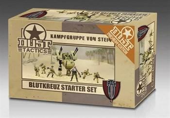 Blutkreuz Starter Set - Kampfgruppe Von Stein (собран и окрашен)