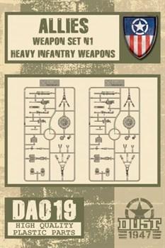 Allies Weapons Set 1 / Набор вооружения Союзников 1