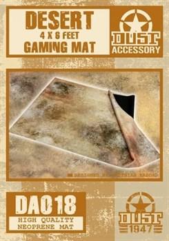 Dust 4' x 6' Desert Gaming Mat with Bag / Игровое поле пустыня (1,2 x 1,8м) с сумкой