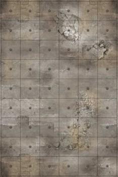 Dust Tactics Gaming Mat / Игровое двухстороннее поле