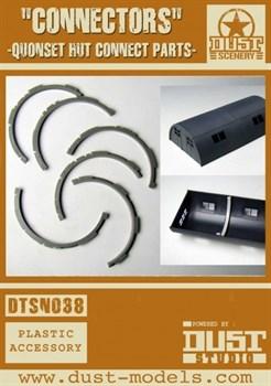 Quonset Hut Connectors / Соединитель для ангаров