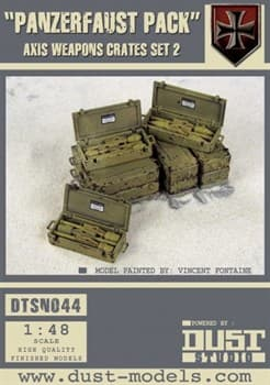 """Panzerfaust Pack"" Axis Weapon Crates Set 2 — Ящики с Оружием «Панцерфауст»"