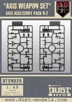 Axis Weapon Set 2 — Набор Оружия Оси 2
