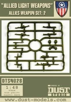 Allies Weapon Set 2 / Набор вооружения Союзников
