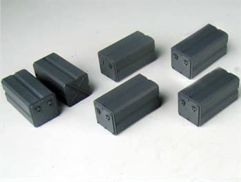 Axis Ammo Crates Set (собран и загрунтован) Набор ящиков Оси