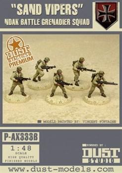 Sand Vipers (собран и окрашен) Песчанные Гадюки — Окраска Вавилон