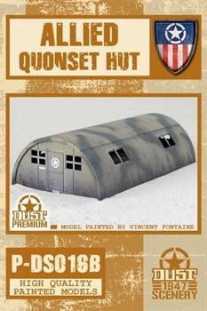 Allies Quonest Huts (собран и окрашен) Ангар Союзников - окраска Вавилон