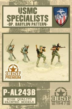 USMC SPECIALISTS - BABYLON PATTERN