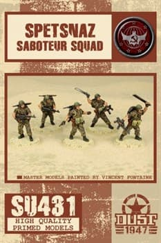Saboteurs (собран и склеен) Диверсанты