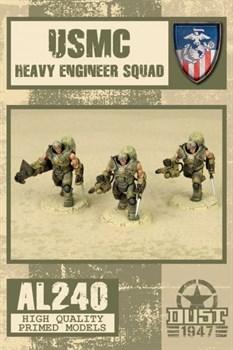 Steel Marines (собран и загрунтован) Стальные морпехи