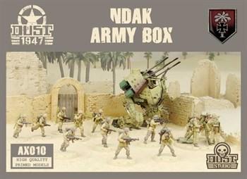 NDAK ARMY BOX (собран и загрунтован) НДАК Набор Армии