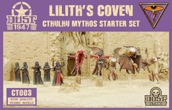 Cthulhu MYTHOS STARTER SET (собран и загрунтован) Мифы Ктулху -Стартовый набор