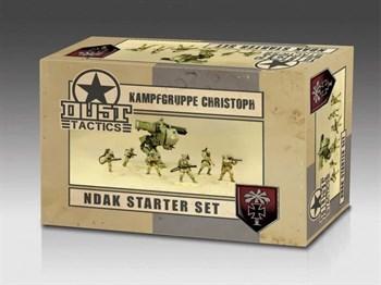 NDAK Starter Set - Kampfgruppe Christoph (собран и загрунтован) НДАК Стартовый Набор — Кристоф