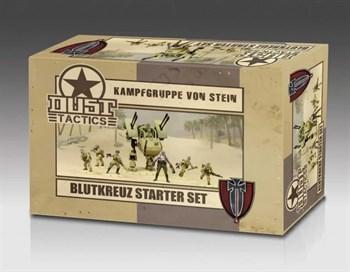 Blutkreuz Starter Set - Kampfgruppe Von Stein (собран и загрунтован) Блуткройц Стартовый Набор — Фон Штейн