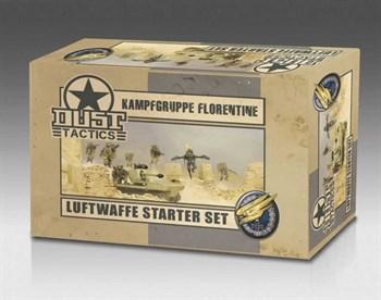 Luftwaffe Starter Set - Kampfgruppe Florentine (собран и склеен) Люфтваффе Стартовый Набор — Флорентина