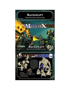 Backdraft Story Encounter & Adventure Box