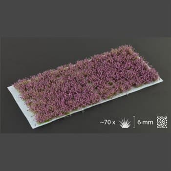Lavender Flowers Wild