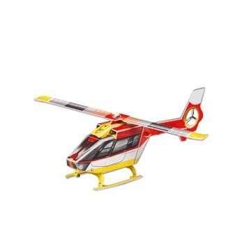 """""""Вертолет"""" Сборная модель из картона. Масштаб 1/87"""