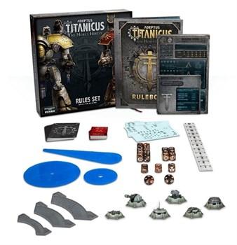 Adeptus Titanicus: Warlord Collection