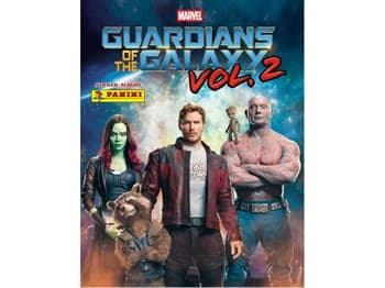 Альбом для наклеек Panini Guardians of the Galaxy Vol. 2