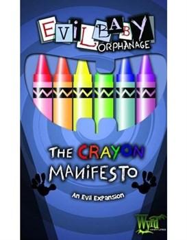 """Купите настольную игру """"The Crayon Manifesto - EBO expansion"""" Лавка Орка"""". Доставка по РФ от 3 дней."""