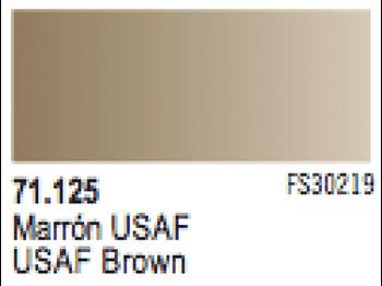 """125.  """"Model Air""""  USAF Коричневый"""