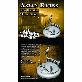 Asian Ruins 50MM I