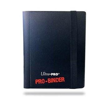 Альбом Ultra-Pro PRO-Binder с 20 листами 2х2 - Черный
