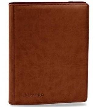 Альбом Ultra-Pro Premium Pro-binder c 20 встроенными листами 3х3 - Коричневый
