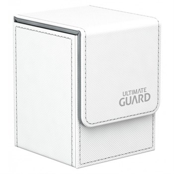 Ultimate Guard - Коробочка XenoSkin белого цвета на 100+ карт для Коммандер