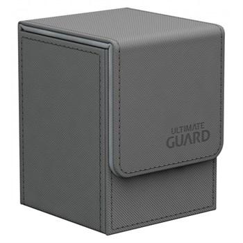 Flip Deck Case 100+ Standard Size XenoSkin Grey