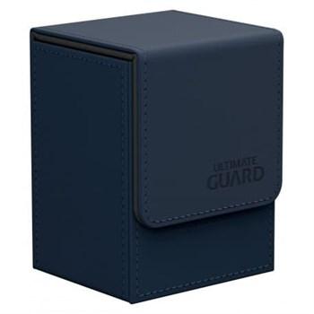 Ultimate Guard - Тёмно-синяя кожаная коробочка арт. UGD010054