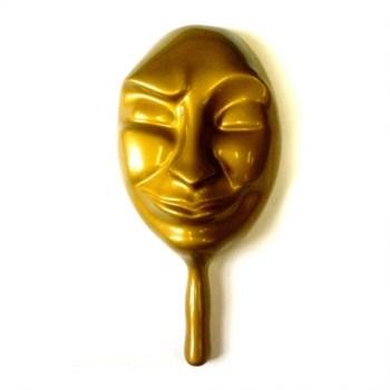 Золотая маска Лицемер для игры Мафия