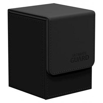 Flip Deck Case 100+ Standard Size Black