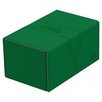Twin Flip'n'Tray Deck Case 160+ XenoSkin Green (v2)