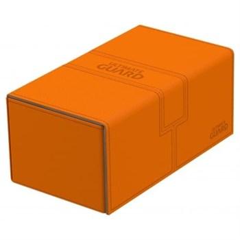 Twin Flip'n'Tray Deck Case 200+ XenoSkin Orange