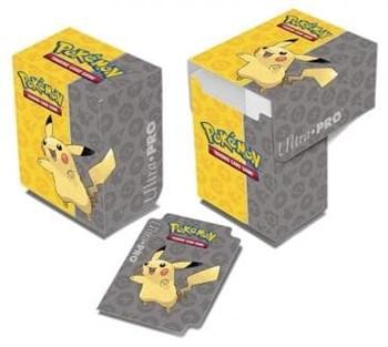 Пластиковая коробочка Ultra-Pro «Pikachu Full-View»