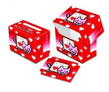 Пластиковая коробочка Ultra-Pro «ValentNyan Cat Deck Box»