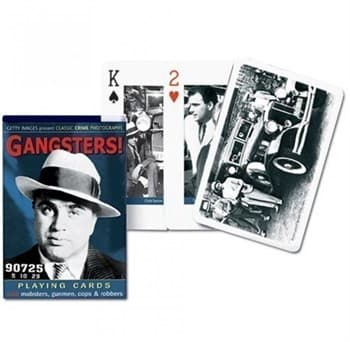 Коллекционные карты Гангстеры, 55 листов