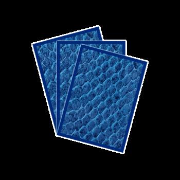 Legion Supplies - Dragon Hide Blue Протекторы 50ук
