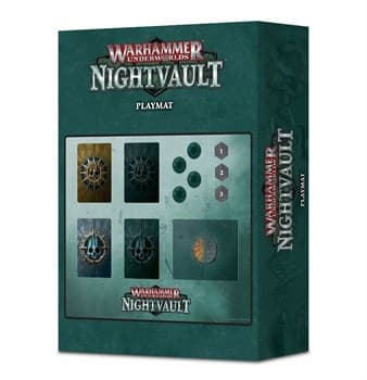 Warhammer Underworlds: Nightvault Playmat