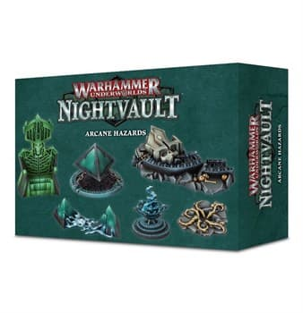 Warhammer Underworlds:Nightvault Arcane Hazards